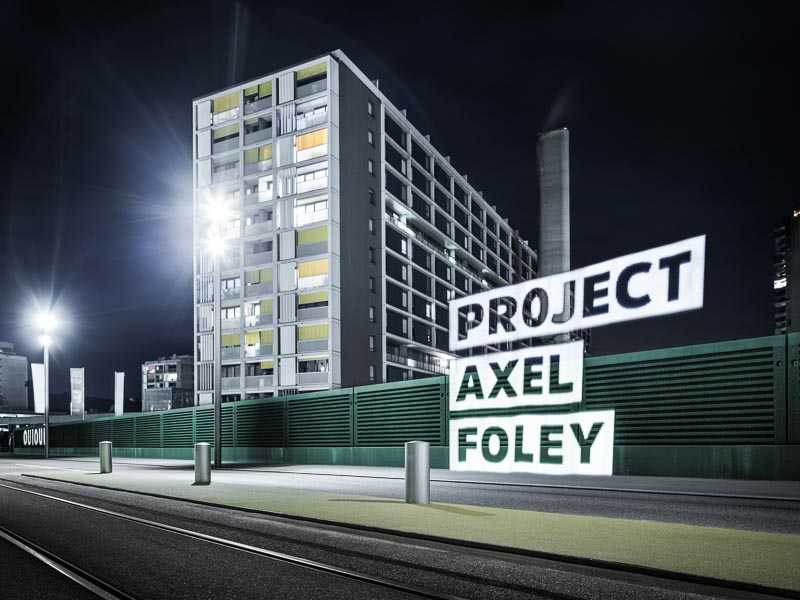 Project Axel Foley